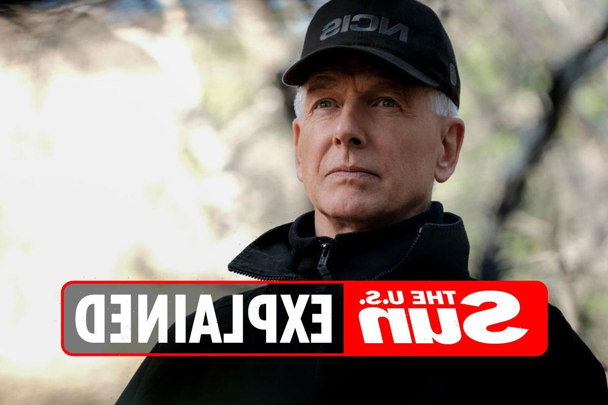 Why did Mark Harmon leave NCIS?