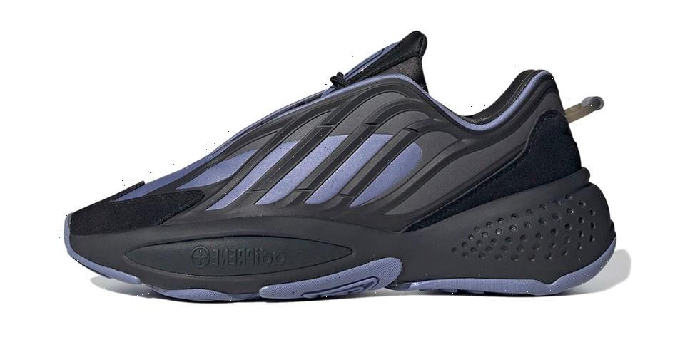 """adidas Gives the Ozrah a """"Carbon"""" Makeover"""